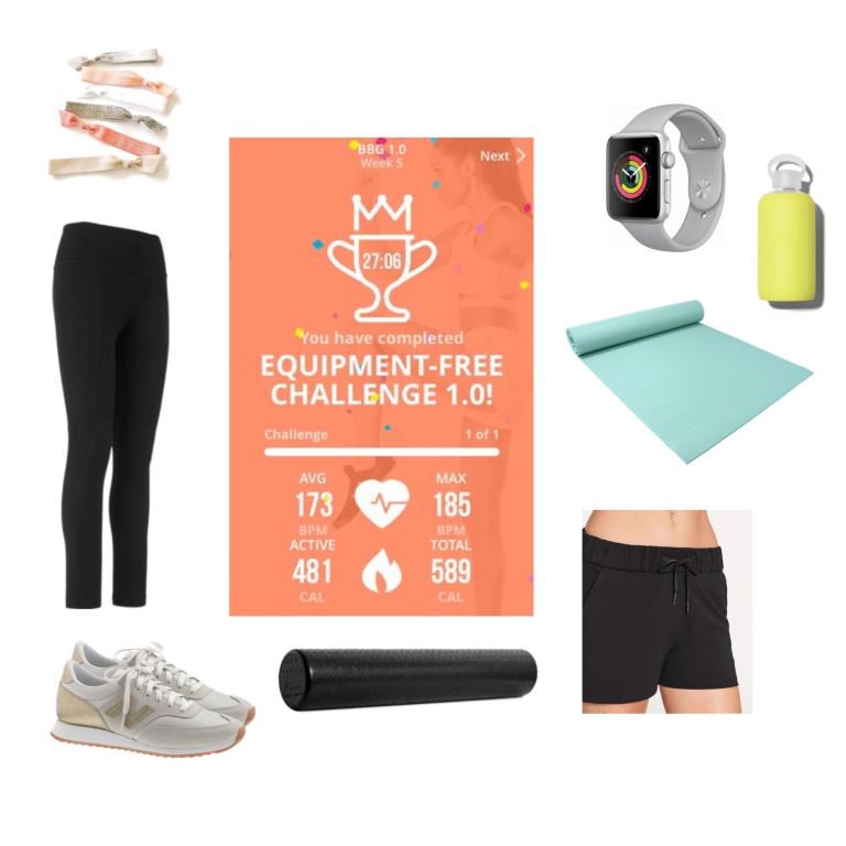 personal care workout regimen